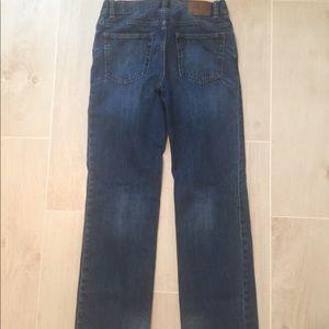 Boys Gap Bootcut Jeans